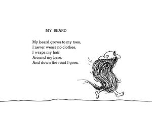 My Beard Shel Silverstein