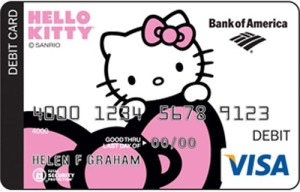 Obviously, this is not a real debit card, so don't be an ass and try to use it.