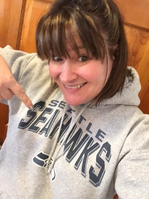 Seahawks hoodie