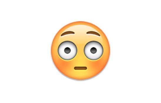 FlushedFace-emoji