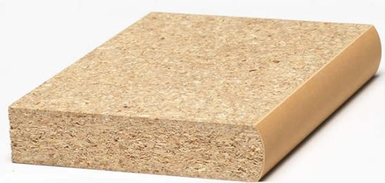 particle-board